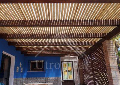 Pérgolas de madera a medida Instaladores