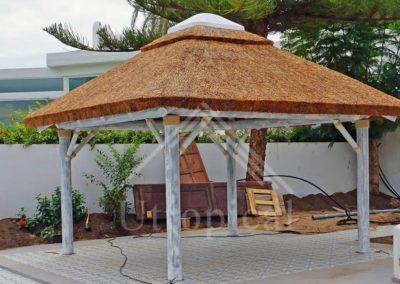 techo junco instalador en mijas malaga marbella
