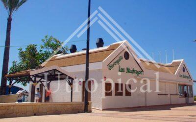 Project Chiringuito Los Náufragos Fuengirola